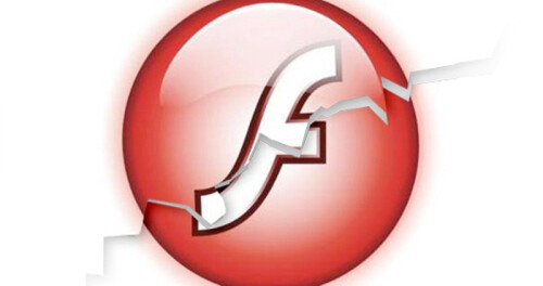 Flash is gone