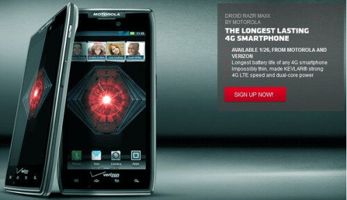 Motorola showed us that modern smartphones could last long with the RAZR MAXX
