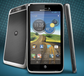 The Motorola ATRIX HD, coming July 15th