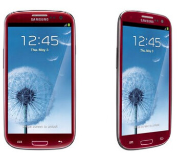 Garnet Red Samsung Galaxy S III graces its way to AT&T, pre-order one from July 15th