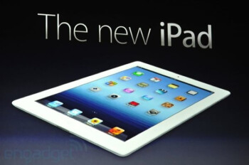 It only takes $1.36 to recharge the new Apple iPad over a year