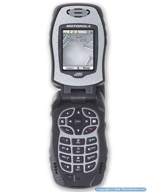 Sprint Nextel launches i580 by Motorola