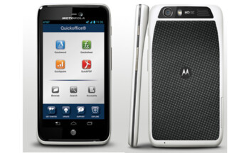The fully loaded Motorola ATRIX HD