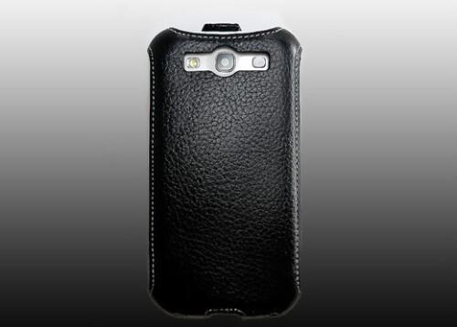 Aranez flip-style leather case