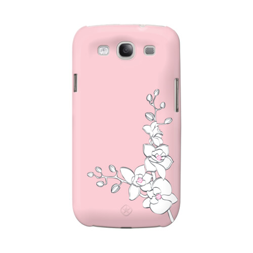 Orchids Pink by Bling my Thing