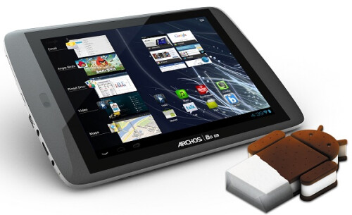 Archos 80 G9 Turbo 8GB - price varies, now sold for $220