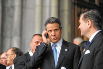 Using the phone is Governor Cuomo's preferred method of communication