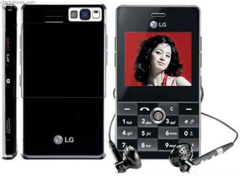 KG99 - LG's new Chocolate phone?