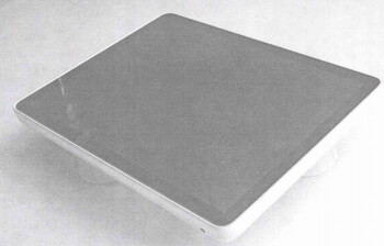 Mockup of an Apple tablet from 2002-2004