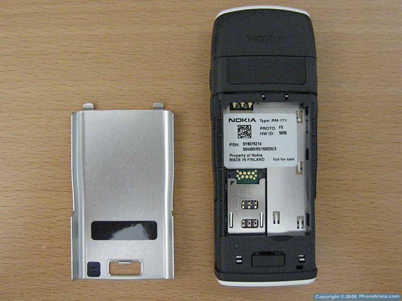 Nokia E50 approved by FCC