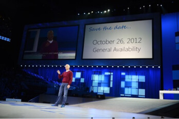 Windows 8/RT officially arrives on October 26th