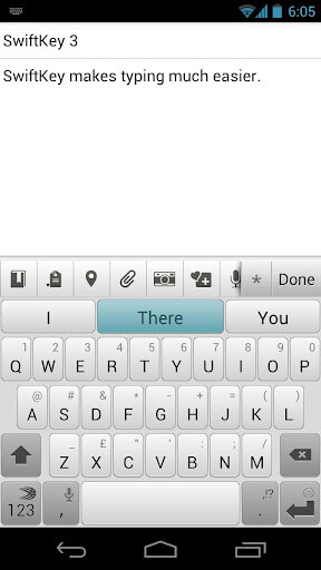 SwiftKey 3 is now available at Google Play Store
