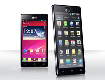 The top shelf LG Optimus 4X HD
