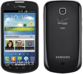 Samsung Jasper leaks again, headed to Verizon