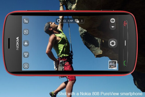 Get that PureView act together on Windows Phone ASAP