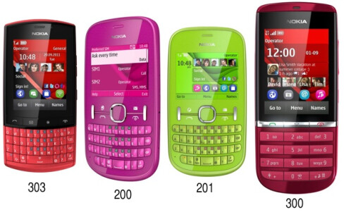 Know that the feature phone ship is sinking fast