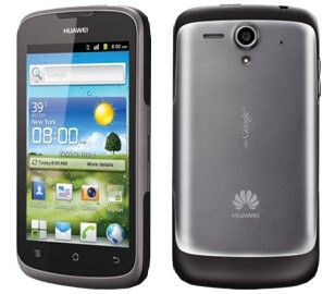 The Huawei Ascend G300 will be updated to Android 4.0