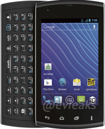 Kyocera Rise rumored to launch on Sprint and Virgin Mobile