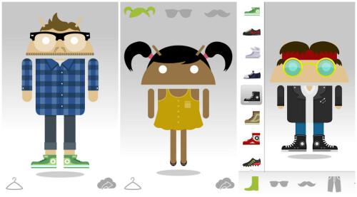 Bonus app: Androidify