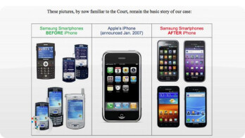 One of the reasons that Apple picks on Samsung in court