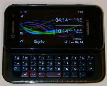The Samsung F700