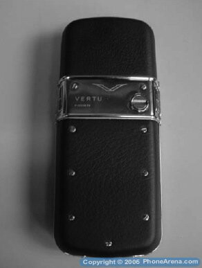 FCC approves new Vertu phone
