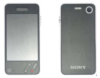 Samsung claims Apple's iPhone was based on a Sony design concept floated in 2006