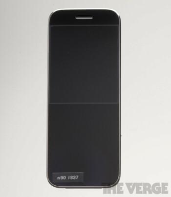 Prototype of the Apple iPhone 4