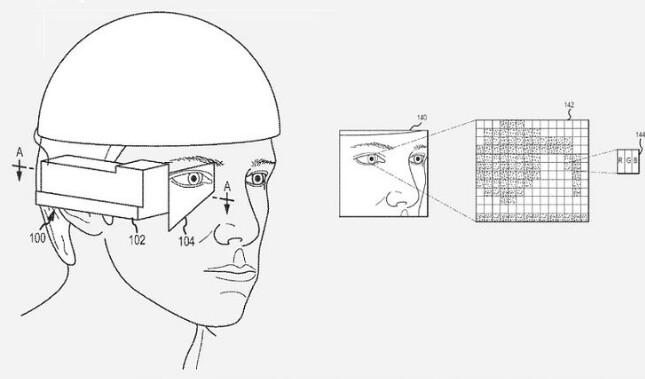 I sense that Vegeta has gone to Super Saiyan - Apple files patent application for Retina display on video glasses