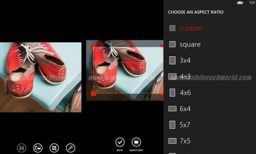 Image editing and gallery