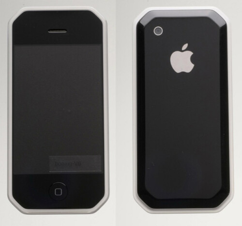 More early iPhone and iPad prototypes leak