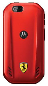 The Motorola i867 Ferrari
