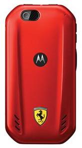 The Motorola i867 Ferrari
