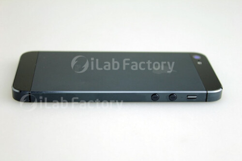 iPhone 5 body assembled