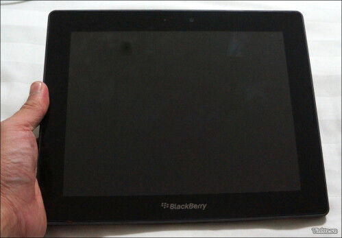 BlackBerry PlayBook 10-inch model