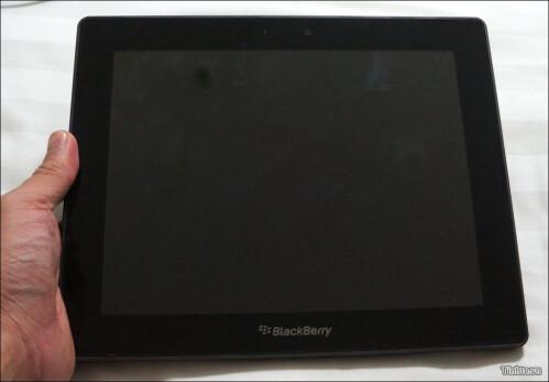 BlackBerry PlayBook 10-inch model