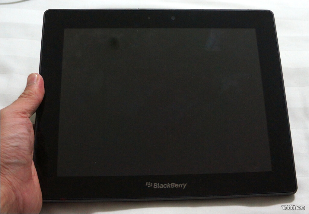 BlackBerry PlayBook with a 10-inch display revealed in spy ...