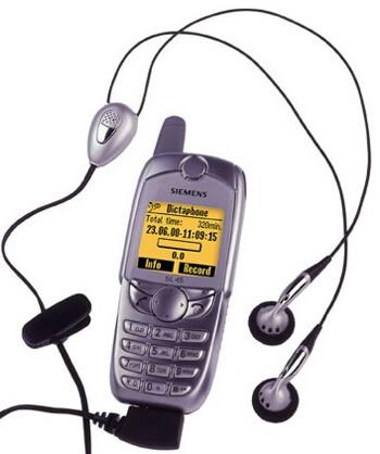 World's first music phone