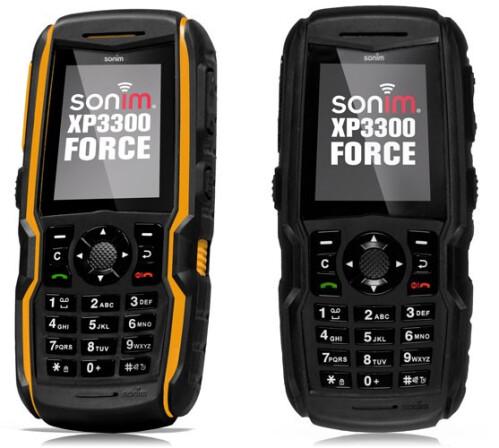 World's toughest phone