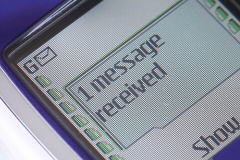 160-character text messages