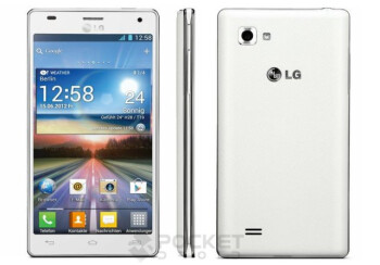The LG Optimus 4X HD
