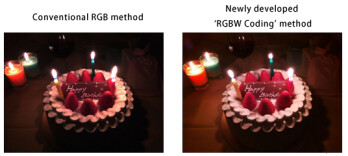 "First samples from Sony's new 13MP ""stacked"" camera sensor capable of HDR video show up"
