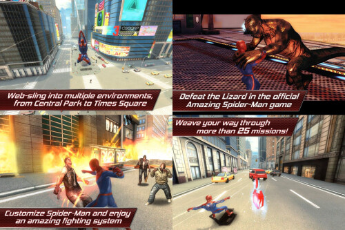 The Amazing Spider-Man - Android, iOS - $6.99