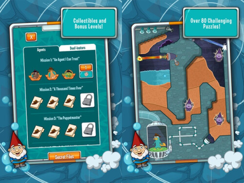 Where's My Perry - iOS, Android - $0.99
