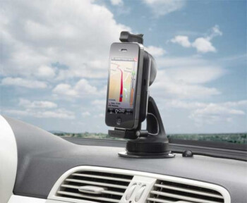 Keep talking and driving with the new TomTom hands-free car kit