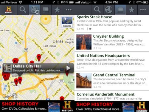 History HERE - iOS - Free
