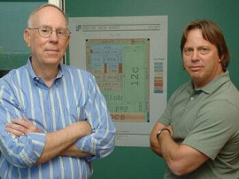 Jim Keller (R) actually used to work for AMD in the Athlon times