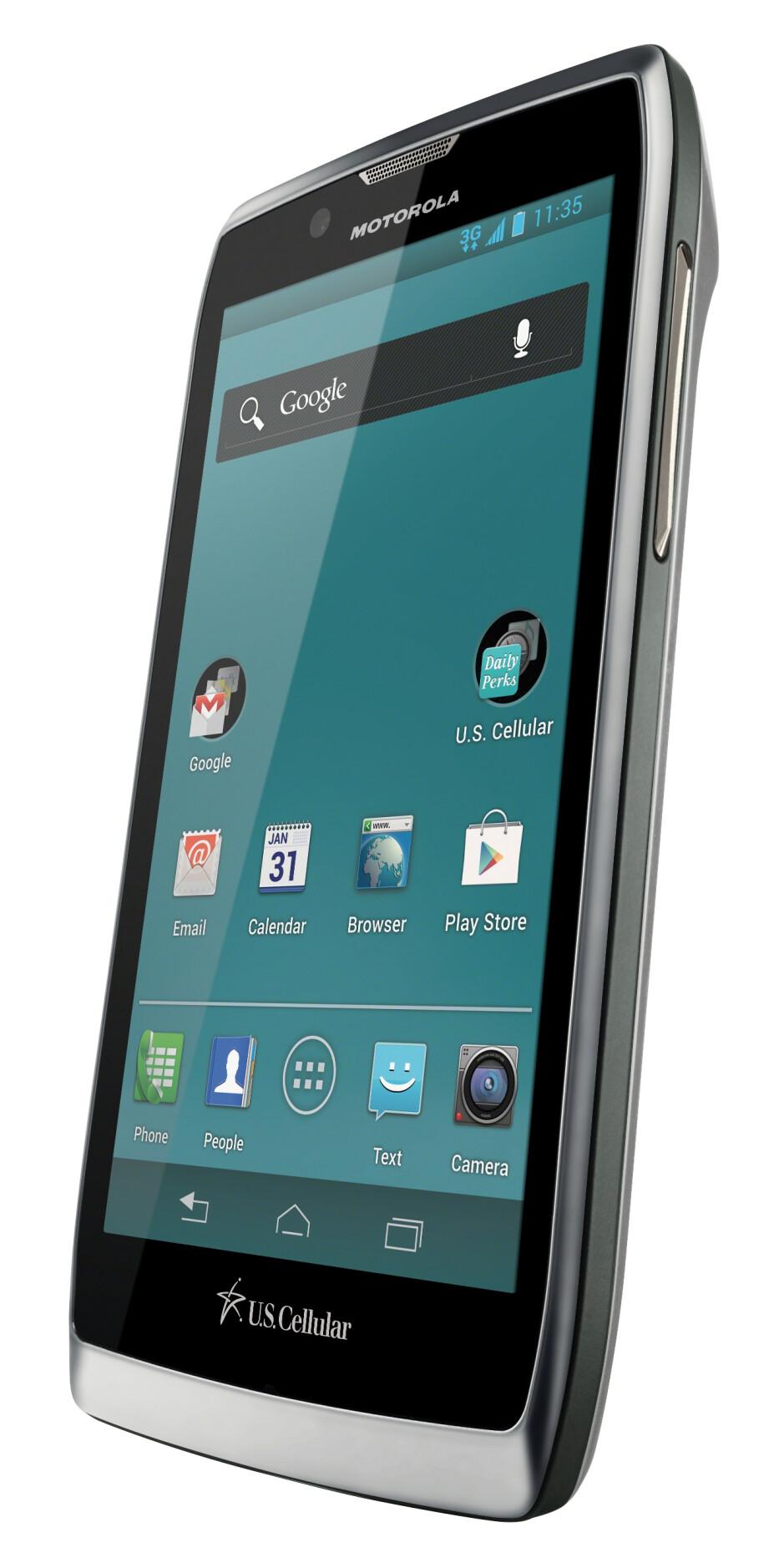 Motorola ELECTRIFY 2 - Motorola intros the RAZR-like ELECTRIFY 2 and rugged DEFY XT for U.S. Cellular