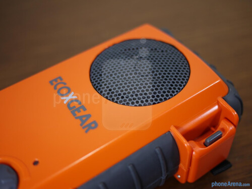 ECOXGEAR Waterproof Speaker Case hands-on