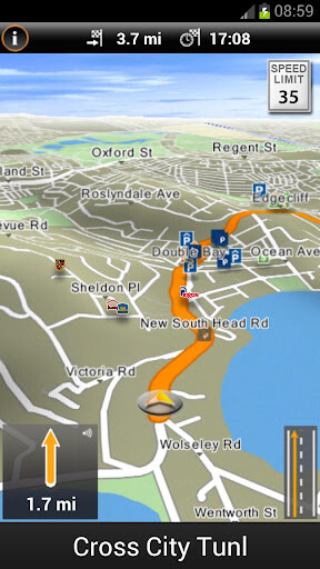 NAVIGON+v4.5+for+Android+now+offers+3D+map+views+and+last+mile+navigation